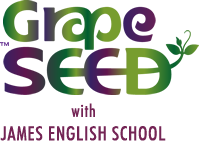 GrapeSEED with JAMES ENGLISH SCHOOL