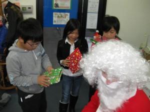 上越校イベントクリスマス2