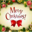 美しいクリスマスシーンの背景beautifulchristmasscenebackgroundvectorイラスト素材1